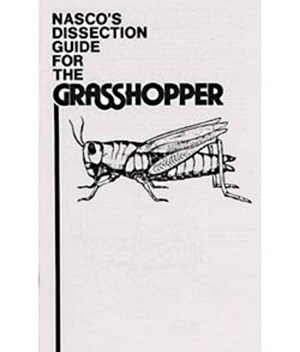 Nasco's Dissection Guide for the Grasshopper (Grasshopper