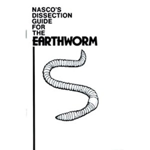 Nasco's Dissection Guide for the Earthworm (Earthworm