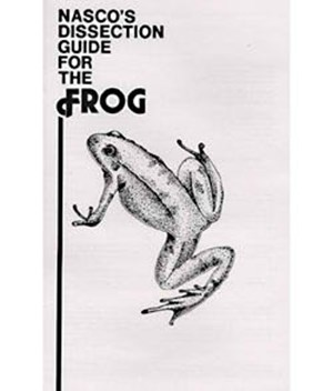 Nasco's Dissection Guide for the Frog (Frog Dissection Guide)