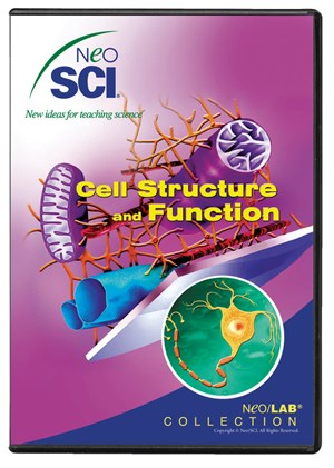 Cell Structure & Function Neo/LAB CD-ROM